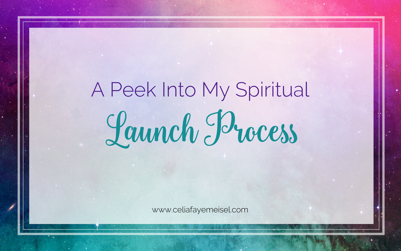 A Peek into My Spiritual Launch Process