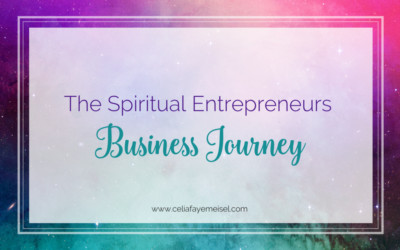 The Spiritual Entrepreneur's Business Journey