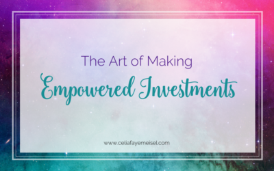 The Art of Making Empowered Investments