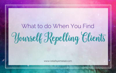 What to Do When You Find Yourself Repelling Clients