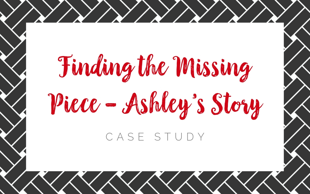 "Finding the ""Missing Piece"""