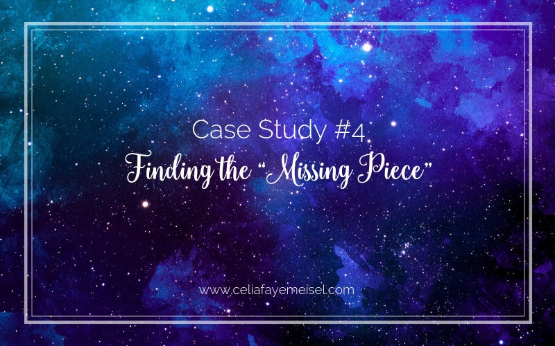 "Case Study #4 – Finding the ""Missing Piece"""